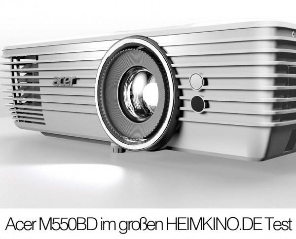 M550BD_Acer_Beamertest