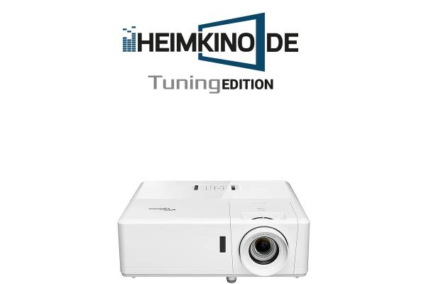 Optoma HZ40 - Full HD Laser Beamer | HEIMKINO.DE Tuning Edition