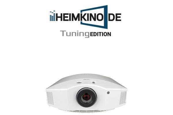 Sony VPL-HW65ES Weiß - Full HD 3D Beamer | HEIMKINO.DE Tuning Edition