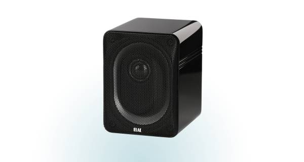 ELAC BS 302, schwarz, Paar