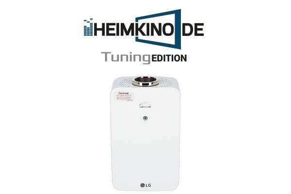 LG Largo 2.0 HF60LS - Full HD LED Beamer | HEIMKINO.DE Tuning Edition