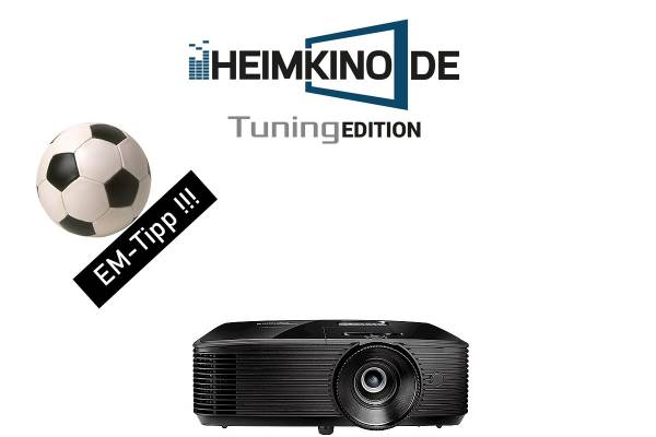 Optoma HD28e - Full HD 3D Beamer | HEIMKINO.DE Tuning Edition