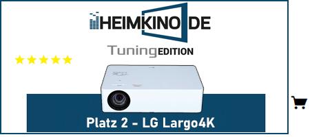LG Largo4K mit den idealen Bildeinstellungen kaufen