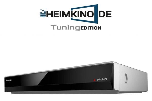 Panasonic Ultra HD Blu-ray-Player DP-UB424, silber