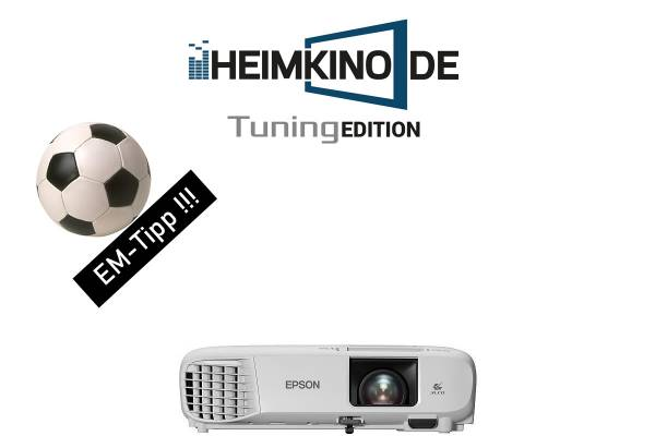 Epson EH-TW740 - Full HD 3D Beamer | HEIMKINO.DE Tuning Edition