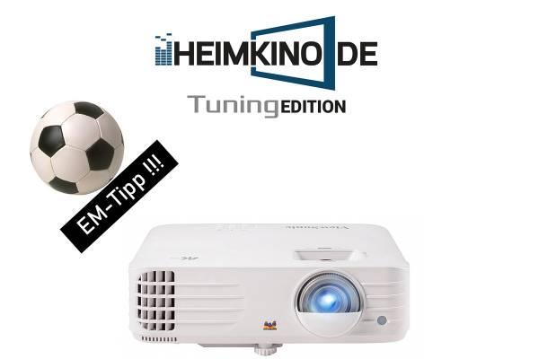 ViewSonic PX701-4K - 4K HDR Beamer | HEIMKINO.DE Tuning Edition