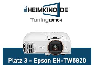 Epson TW5820 Gewinner Full HD Beamer
